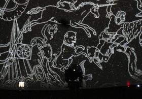 1000万個の星を上映 東大和市立郷土博物館 新型プラネタリウム公開へ