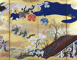 「博物館でお花見を」庭園の桜、名品の桜、トーハクで世界一贅沢なお花見を / 東京国立博物館
