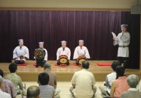 【2013ワークショップ】魂踊らす笛太鼓 江戸祭囃子体験 ご報告