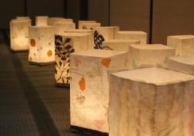 【2013ワークショップ】江戸時代主流の角行灯作り体験のご報告