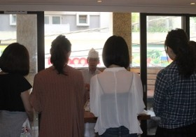 【2014ワークショップ】御菓子司に習う和菓子づくりVol.1のご報告