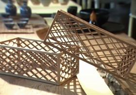 栃木・鹿沼の「木工」江戸初期からの伝統と新たなデザイン!くぎを使わない「組子」に技が光る