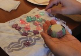 【2014ワークショップ】御菓子司に習う和菓子づくりVol.2のご報告