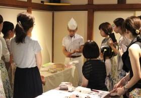 【2014ワークショップ】御菓子司に習う和菓子づくりVol.3のご報告