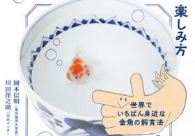 夏祭りの金魚、どうしてますか?「どんぶり金魚の楽しみ方」の本がたちまち重版!