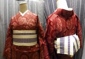 着物アドバイザー坪井先生の「キモノのツボ」②~着物12ヶ月の着こなし【4月編】 / denmira blog