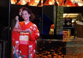 """""""お江戸""""の水族を展示する新ゾーン…東京スカイツリータウンすみだ水族館"""