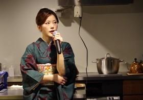 【開催報告】江戸に広まる食文化 ~世界が認めた健康食、江戸料理試食体験~