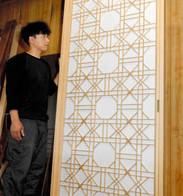 津幡職人の技 全国発信 来月、東京で建具フェア / 石川