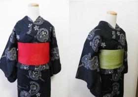 着物アドバイザー坪井先生の「キモノのツボ」(8) 着物12ヶ月の着こなし【8月編】 / denmira blog