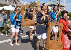 """東京都で「しながわ宿場祭り」! おいらん道中やレストラン等の""""ホテル村""""も"""