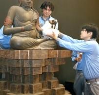 古都の至宝、新潟にお目見え 19日から「京都・醍醐寺展」