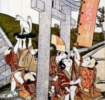 「江戸へようこそ!浮世絵に描かれた子どもたち」 足利市立美術館、27日まで / 栃木