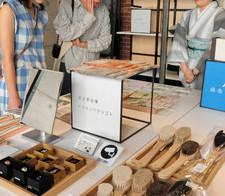 粋な伝統工芸品ずらり 神田万世橋で販売会