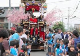 地域の誇り復活 いなべで12年ぶり弁天祭り / 三重