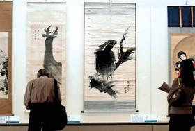 江戸の大坂画壇に光 千葉市美術館で企画展