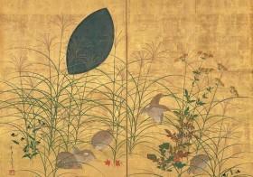 芸術村400年「琳派と秋の彩り」展 / 山種美術館