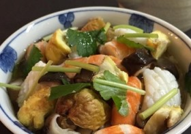 【メニュー紹介3】骨董飯…?~10/25(日)1day江戸料理体験&試食交流会~