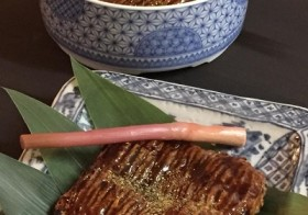 【メニュー紹介4】うなぎもどき・・・?~10/25(日)1day江戸料理体験&試食交流会~