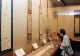 芭蕉や蕪村など江戸期俳人の俳画100点展示 伊丹で企画展