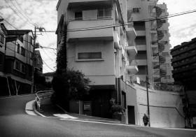 でんみら写真部「江戸の坂×東京の坂」文京編/新坂(福山坂)