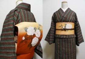 着物アドバイザー坪井先生の「キモノのツボ」(11) 着物12ヶ月の着こなし【11月編】 / denmira blog