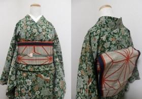 着物アドバイザー坪井先生の「キモノのツボ」(12) 着物12ヶ月の着こなし【12月編】 / denmira blog