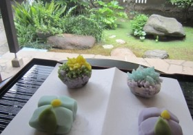 和菓子作りご感想★Making (Decorating) of WAGASHI was so fantastic!! / denmira blog