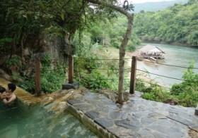 タイで温泉に入る!? / denmira blog