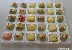 【開催報告】鳥居満智栄の恋する和菓子作り~3月編 / denmira blog