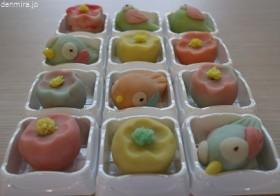 【開催報告】鳥居 満智栄の恋する和菓子づくり~5月編 / denmira blog
