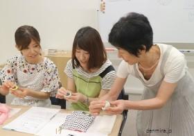 「鳥居満智栄の恋する和菓子づくり」お申込み締切は、8/31(木)13:00