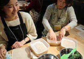 【開催報告】在来種大豆(小糸在来)と玄米麹を使う こだわりの手前味噌づくり