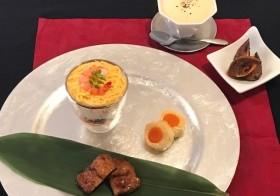 江戸料理コーディネーター講師はらゆうこ先生が中学生に江戸料理を教えてきました!