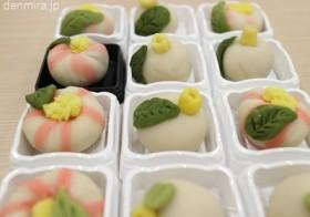 【開催報告】鳥居満智栄の恋する和菓子づくり~11月編