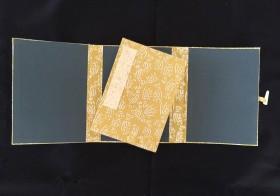 和製本技術を使った御朱印帳とカバーづくりが体験できる!