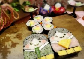 思い出に残る心からのおもてなしができる「飾り巻き寿司」体験