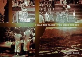 でんみら河合紳一写真展「 I was the place , you were the sun」