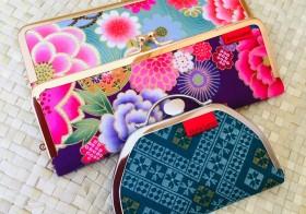 日本の職人 技・WAZAサロン by でんみら #5縫わないがま口®